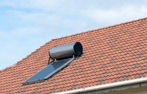 chauffe-eau-solaire avec ballon solaire