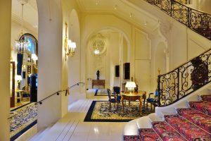 hotels luxe Paris